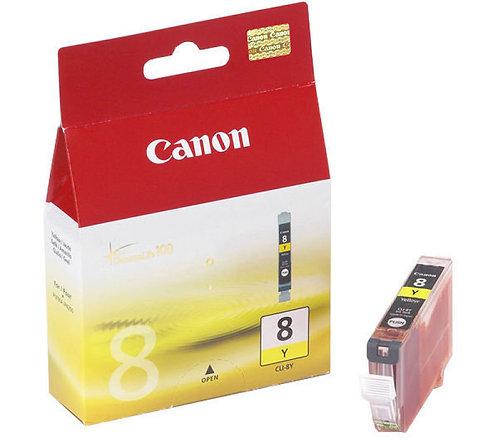 Canon CLi 8Y Yellow ink Cartridge (CLI-8Y)
