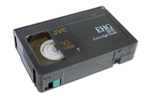 VHS-C Video tape conversion
