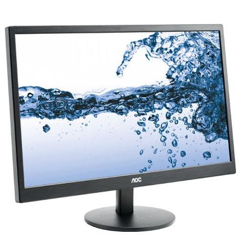 """AOC 21.5"""" LED Monitor (E2270SWDN) 1920 x 1080 5"""