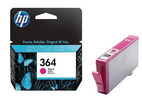HP 364 Ink Cartridges Magenta (CB319EE)