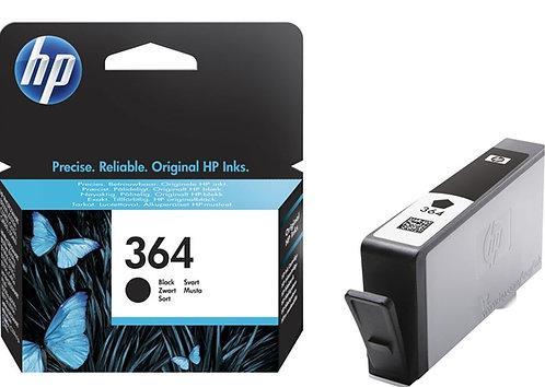 HP 364 Black Ink Cartridge (CB316EE)