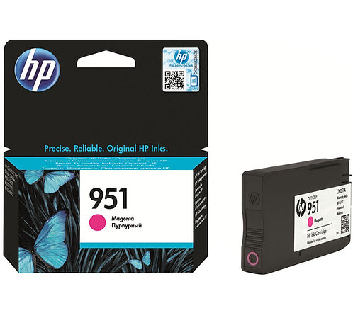 HP 951 Magenta Ink Cartridge (CN051AE)