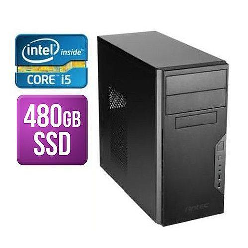Spire Tower PC Antec VSK3000B i5-9400 8GB 480