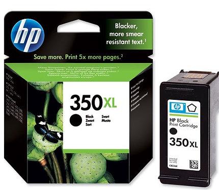 High Capacity HP 350XL Black ink cartridge (CB336)