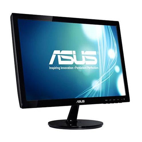 """Asus 18.5"""" LED Monitor (VS197DE)  1366 x 768 5m"""