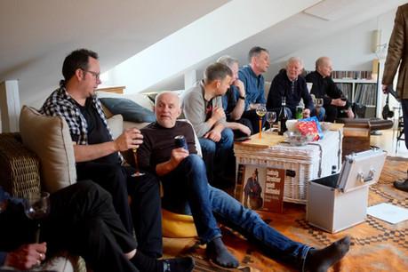 """2016: Vårfest hos Petter """"NLykke"""""""