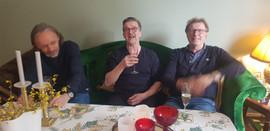 F.v. Finn, Petter og Jon