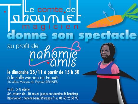 Taboumiet à la salle Marion du Faouët RENNES
