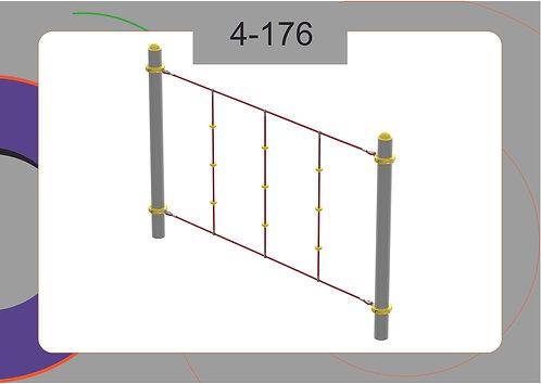 Канатная конструкция вершина 4-176