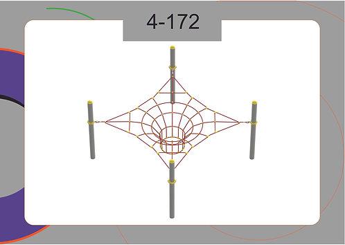 Канатная конструкция вершина 4-172