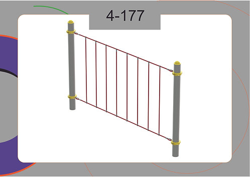 Канатная конструкция вершина 4-177