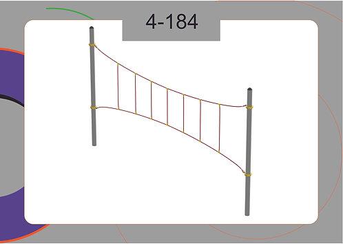 Канатная конструкция вершина 4-184