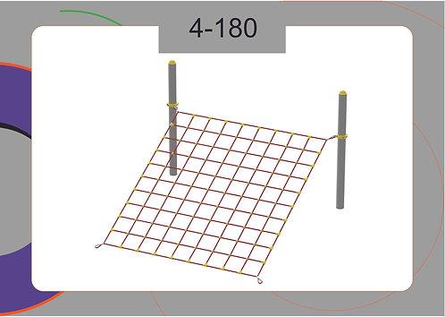 Канатная конструкция вершина 4-180