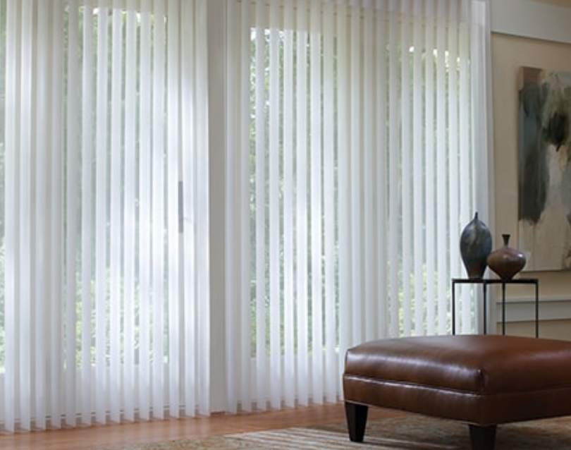 Luminette® Privacy Sheers Fabric: Voyant   Color: Daylight