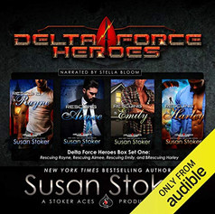 Delta Force Heroes Series By Susan Stoker