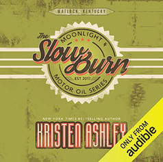 The Slow Burn By Kristen Ashley