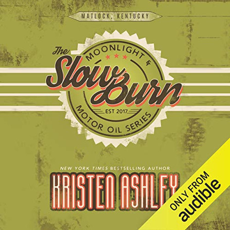 The Slow Burn By Kristen Ashley