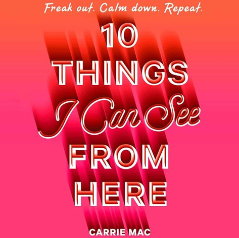 AudioFile Magazine Review: 10 THINGS I CAN SEE FROM HERE Earphones Award Winner by Carrie Mac | Read by Susannah Jones Young Adult Young Adult • 7 hrs. • Unabridged • © 2017 Narrator Susannah Jones's high-speed pacing conveys Maeve's jangly thoughts and obsession with every potential scary outcome of her life--complete with research that feeds her anxiety. Jones does an equally fine job portraying minor characters. Whether calm, compassionate, or frustrated, these secondary characters allow listeners a bit of relief from Maeve's intensity. Maeve does have reason for concern as she moves in with her father and his family for six months. Her situation is complicated: Her father struggles with alcoholism, her stepmother is determined to have a home birth, her mother is working far away in Haiti with a new lover, and Maeve has broken up with her girlfriend. Jones builds the tension and then relieves it as Maeve develops honesty, courage, and love for her new girlfriend. S.W. Winner of AudioFile Earphones Award © AudioFile 2017, Portland, Maine [Published: MARCH 2017]