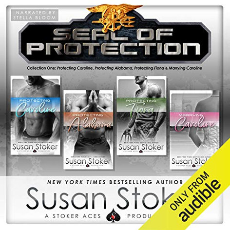 Seal of Protection Series by Susan Stoker