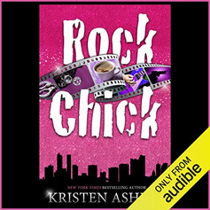 From the AudioFile Blog: ROCK CHICK by Kristen Ashley, read by Susannah Jones  If you don't know this zany series, picture romantic suspense where most of the characters are quasi clueless, quasi deadly, and super sexy. In this first title, Susannah introduces us to Indy, a bookstore owner with a big criminal problem, and Lee, a macho investigator who doesn't waste words. Everyone has their favorite Ashley title, but this is the one that started it all.