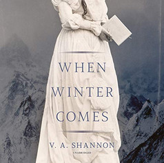 When Winter Comes by V.A. Shannon