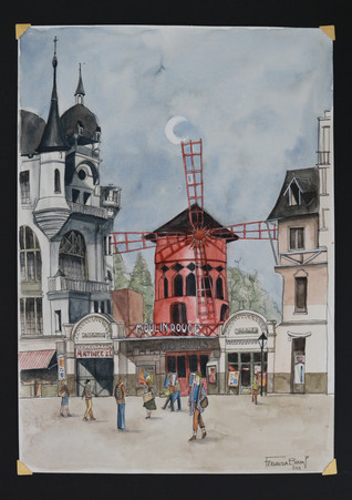 Moulin Rouge 1914