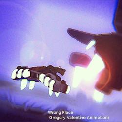 Instagram - Blender Animation 2.70 retouched in Gimp 2.8 starship water landing
