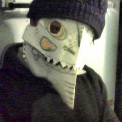 Instagram - #Lizardhead #mask my #creation my #favorite.jpg