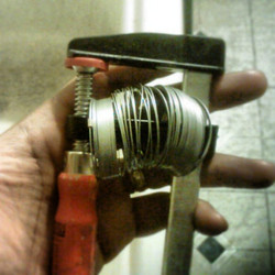 Instagram - To the vise grip clamp for you my friend!!