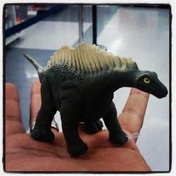 Instagram - Amargasaur joins the office bunch #Dinosaur #