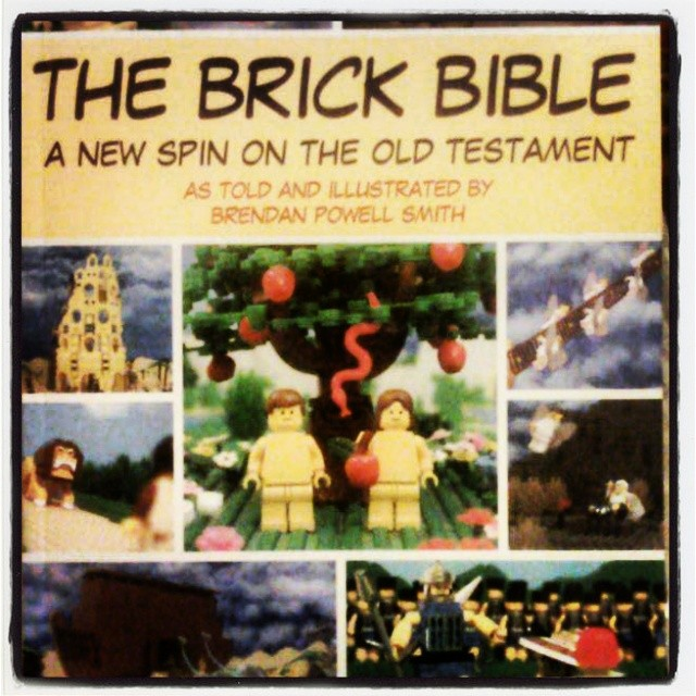 "Instagram - Yo!!! This is off the hook!!!!"" Lego Bible! Entire old testament in"