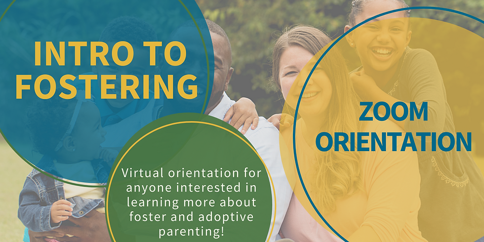 Intro to Fostering May 12