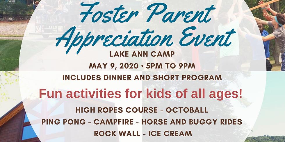 Foster Parent Appreciation Event