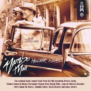 VARIOUS 'MAMBO MAN SOUNDTRACK' 2LP (PURE PLEASURE) 5/5