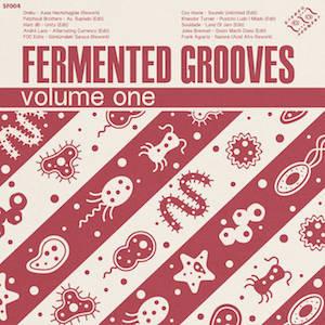 VARIOUS 'FERMENTED GROOVES VOL.1' (STEREO FERMENT) 5/5