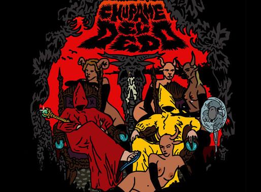 REVIEW: CHUPAME EL DEDO 'NO TE METAS CON SATAN' LP (SOUK) 4/5