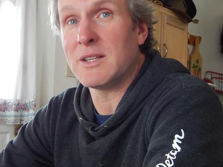 World Traveler, Donkey Lover: TfA's John Anderson