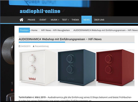 Audiophil-online.de_Press Release_04.03.