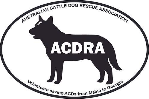 ACDRA Car Magnet