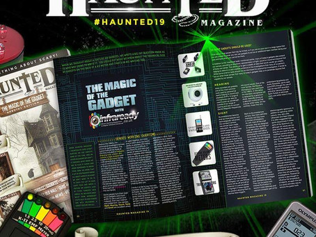 Haunted 19 available to read online