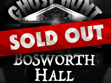 FriDAY 13th @Bosworth Hall sell out event