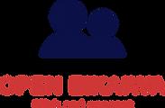 OPEN Eikaiwa Logo 英会話スクール