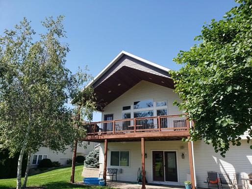 Mt. Vernon - Porch Roof - 10-18
