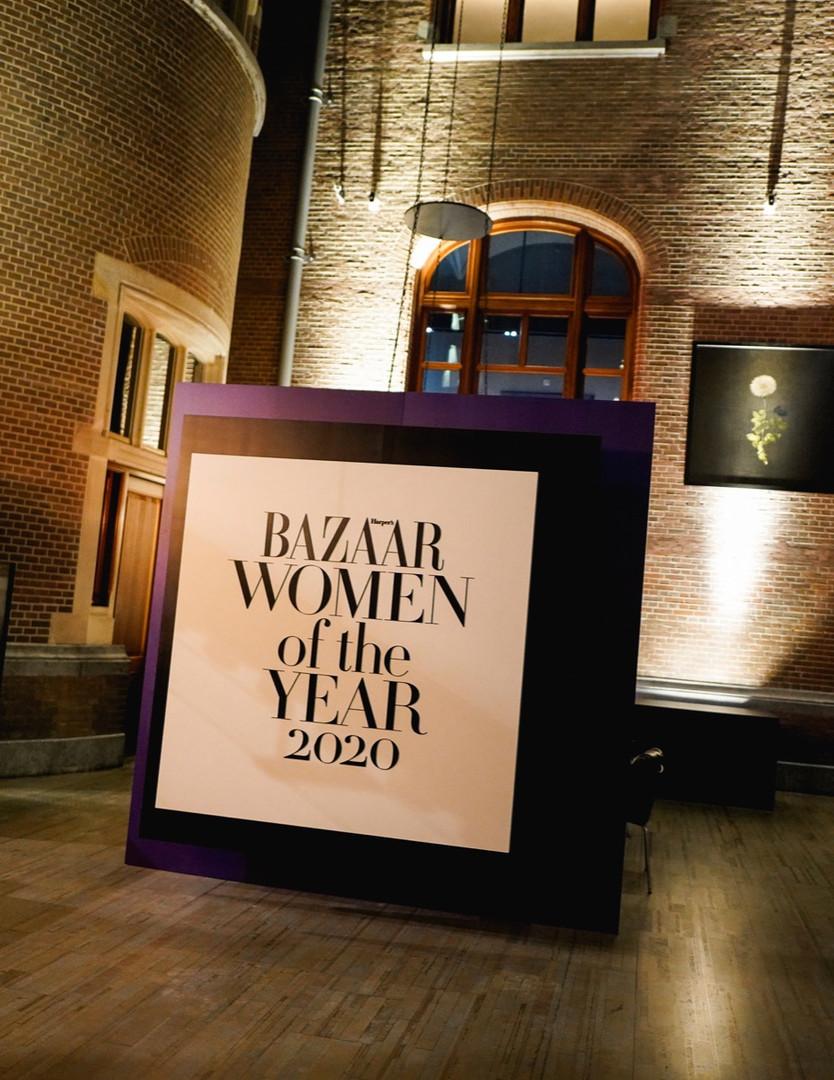 Harpers Bazaar Women of the Year 2020 ve