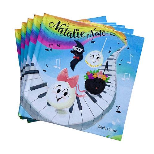 Natalie Note Hardback
