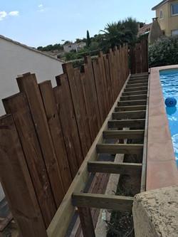 terrasse suspendue