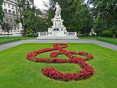 Музыкальный парк Вены