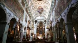 монастырь в Зальцбурге