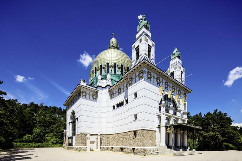 Церковь Am Steinhof
