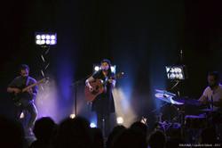 Concert au Pax